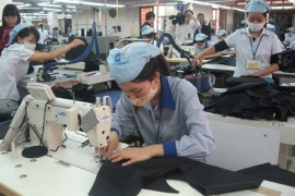 Gánh nặng của ngành dệt may