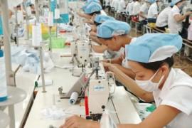 Áp dụng Lean để tăng năng suất lao động trong ngành dệt may